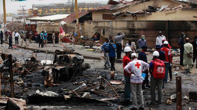 Very Nigeria boko haram massacre think