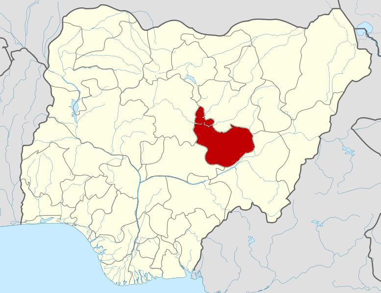 Plateau_State_map