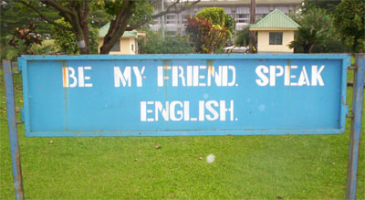 pidgin-english-sign
