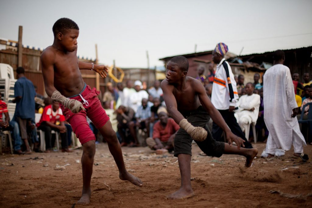 Boxing In Nigeria: A Life Of Hard Knocks For The Poor