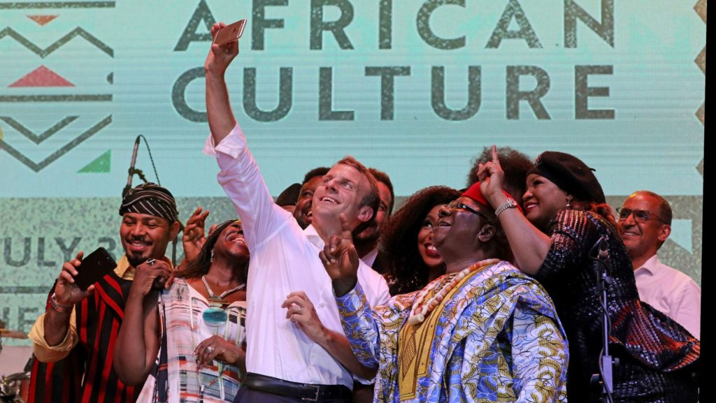 macron-at-new-afrika-shrine